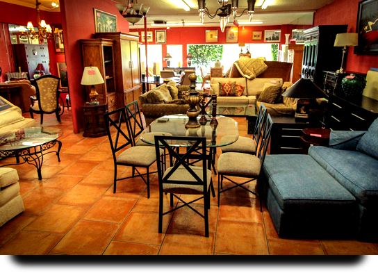 Consignment Shop Fine Furniture Palm Springs Ca