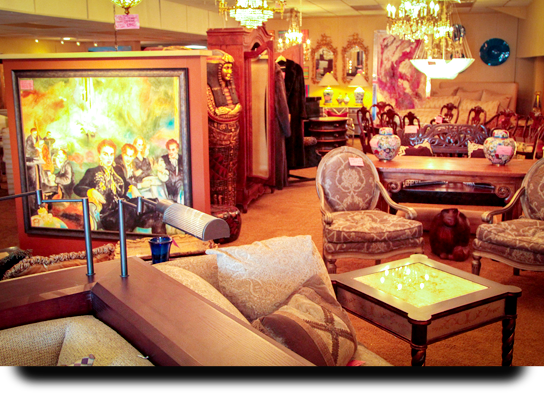 Consignment Shop, Fine Furniture | Palm Springs, CA