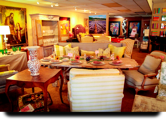 Charming Consignment Shop, Fine Furniture | Palm Springs, CA